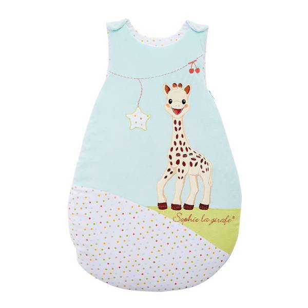 Sophie la girafe - Gigoteuse 0 à 6 mois