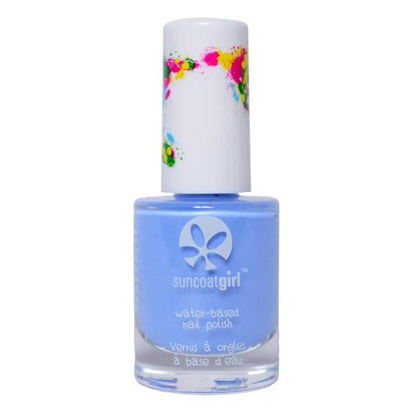 Suncoatgirl - Vernis Baby Slipper - Bleu clair nacré - 9 mL
