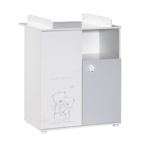 Alibaby - Commode à langer Alby