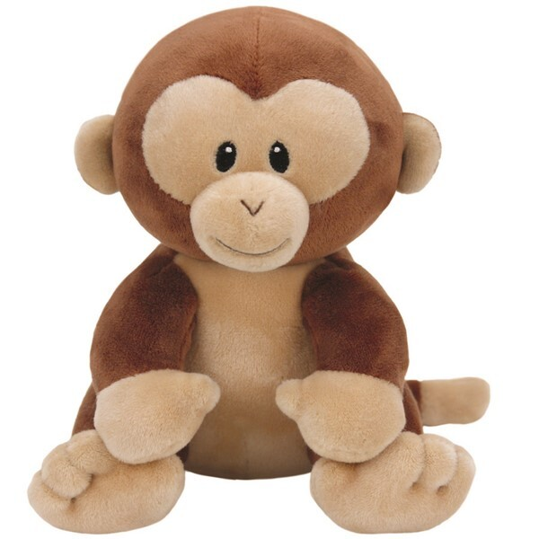 Ty - Baby Ty - Banana le Singe 20 cm