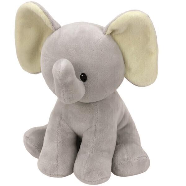 Ty - Baby Ty - Bubble l'Eléphant 25 cm