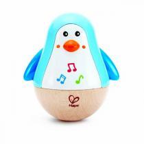 Hape - Pingouin Culbuto musical - Des 6 mois