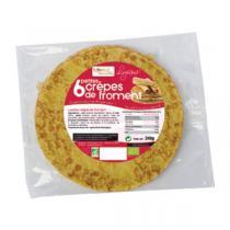 Biobleud - Petites crêpes de froment x6 - 240g