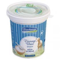 Biochamps - Fromage blanc de brebis 400g