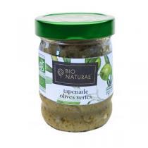 Bio Naturae - Tapenades olives vertes - 90 g