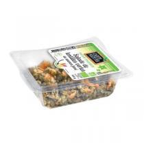 Carte Nature - Salade de lentilles vertes au saumon fumé - 160 g