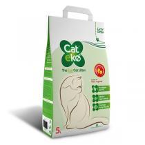 Cateko - Litière naturelle agglomérante et biodégradable 6L