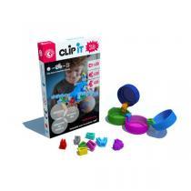 Clip it - Boîte mixte de 90 clips - Biplan 3D
