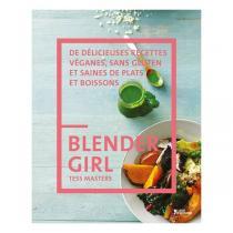 Collection V - Livre Blender Girl par T. Masters