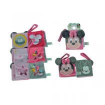 Disney Baby - Livre d'éveil - Minnie Rose
