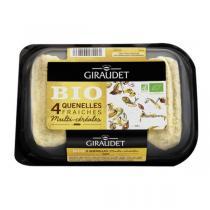 Giraudet - Quenelles multi-céréales - 4 x 80 g