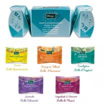 Kneipp - Papillote 5 galets effervescents pour le bain - 5 x 80 g