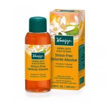 Kneipp - Huile de bain Mandarine orange - Détente absolue - 100 mL