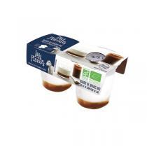 Lait Plaisirs - Yaourt brebis confiture lait 2x100g