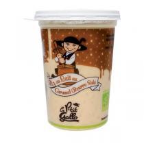 Le P'tit Gallo - Riz au lait au caramel au beurre salé - 500 g