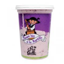 Le P'tit Gallo - Yaourt au lait entier à la myrtille - 500 g