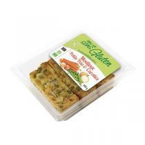 Ma vie sans gluten (Frais) - 3 Moelleux petits pois carottes Bio 150g