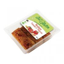 Ma vie sans gluten (Frais) - 3 Moelleux tomate poivron Bio 150g