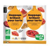 Natali - Préparation pour nappage brillant 2x10g