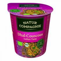 Natur Compagnie - Dhal couscous indien 68g