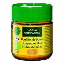 Natur Compagnie - Pot Bouillon de poule en poudre 100g