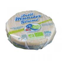 R'Bio - Petit Munster AOC au lait pasteurisé 23% MG - 200 g