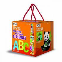 SASSI Junior - Éco-Cubes Mon Premier Alphabet - Dès 2 ans