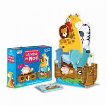 SASSI Junior - Emboîte et construis: L'arche de Noé