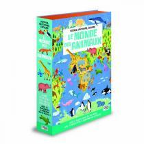 SASSI Junior - Voyage, découvre, explore: Le monde des animaux