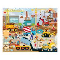 SASSI Junior - Les véhicules du chantier
