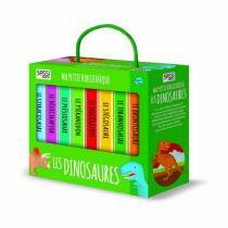 SASSI Junior - Ma petite bibliothèque: Les dinosaures