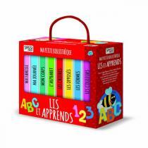 SASSI Junior - Ma petite bibliothèque: Lis et apprends