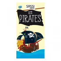 SASSI Junior - Puzzle et livre Les pirates - Dès 5 ans