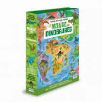 SASSI Junior - Voyage, découvre, explore: Le monde des dinosaures