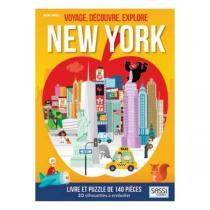 SASSI Junior - Voyage, découvre, explore: New York