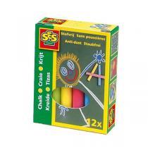 SES Creative - 12 Craies couleurs