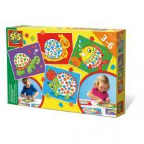 SES Creative - J'apprends la mosaïque - Dès 3 ans