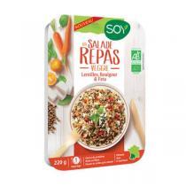 Soy - Salade veggie lentilles feta 220g