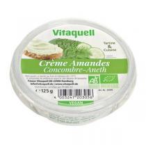 Vitaquell Frais - Crème Amandes Concombre Aneth - 125 g