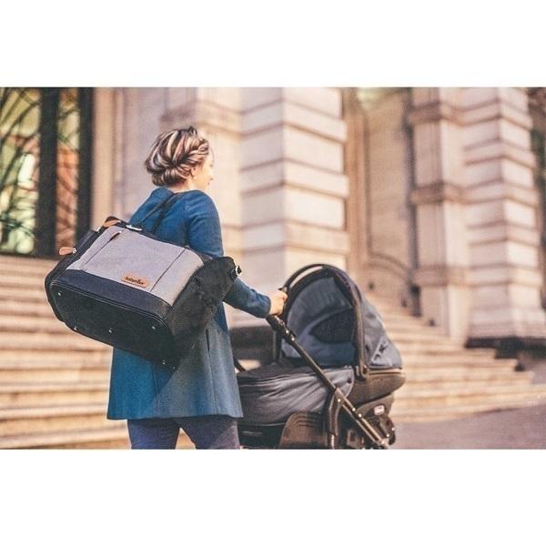 Babymoov - Sac à Langer Essential Bag Noir