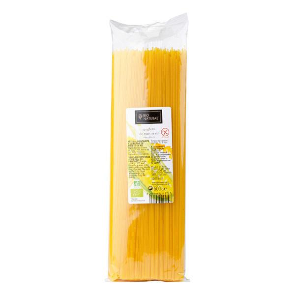 Bio Naturae - Spaghetti sans gluten 500g
