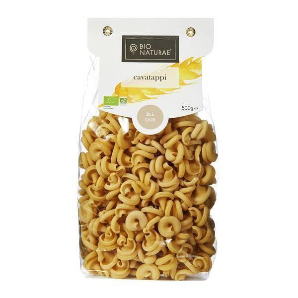 Bio Naturae - Pâtes Bio Cavatappi - 500 g