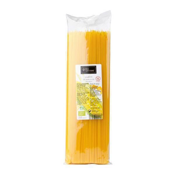 Bio Naturae - Spaghetti sans gluten - 500 g