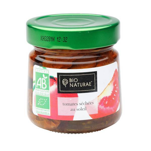Bio Naturae - Tomates séchées - 190 g