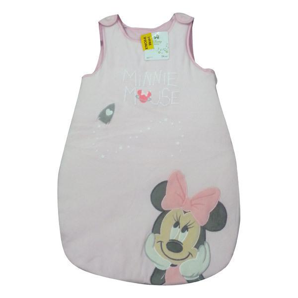 Disney Baby - Gigoteuse naissance Minnie rose - De 0 à 6 mois