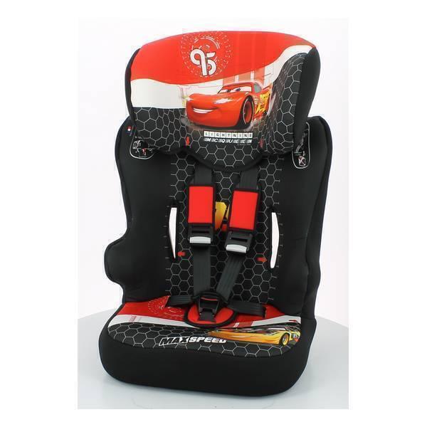 Disney Baby - Réhausseur Racer SP Gr 1/2/3- Rouge - Cars