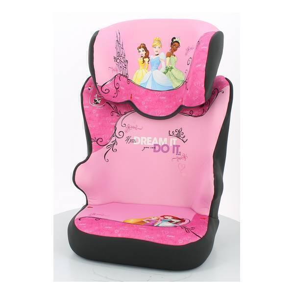 Disney Baby - Réhausseur Starter SP Gr 2/3 - Rose - Princesses