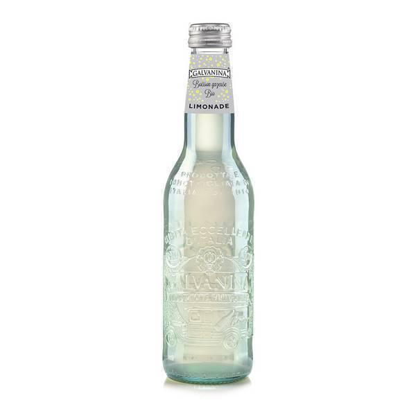 Galvanina - Limonade bio - 355 ml