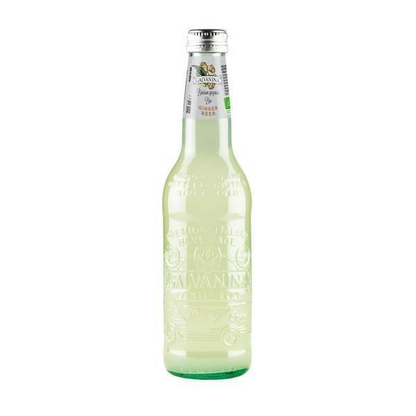 Galvanina - Soda Ginger beer bio - 355 ml