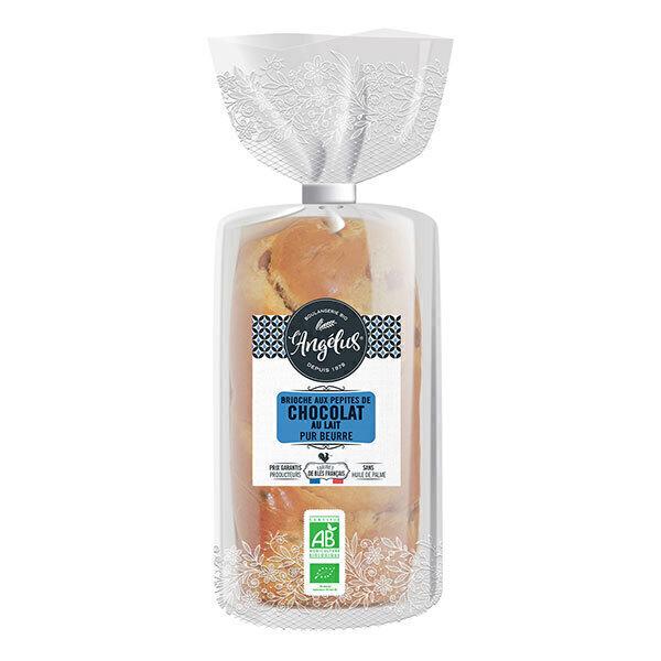 L'Angélus Frais - Brioche aux pépites chocolat au lait - 300 g